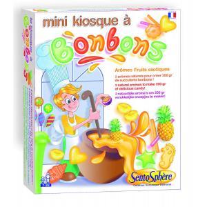 Sentosphère - 2701 - Mini kiosque bonbons tropicaux (159692)