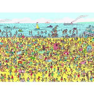 Nathan puzzles - 86947 - Puzzle 250 pièces - Charlie à la plage / Où est Charlie ? (159885)