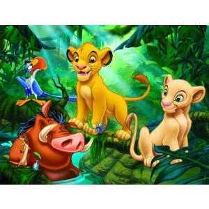 Nathan puzzles - 86313 - Puzzle 30 pièces - Simba & Co. (159927)