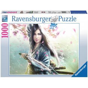 Ravensburger - 19036 - Puzzle 1000 pièces - La légende des 5 anneaux (160099)