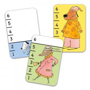 Djeco - DJ05104 - Jeux de cartes -  Bata-Waf* (1685)