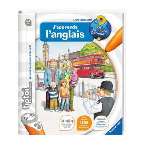 Ravensburger - 00606 - Livres tiptoi® J'apprends l'anglais (160313)