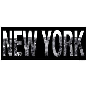Nathan puzzles - 87603 - Puzzle 1000 pièces - New York Script (160365)