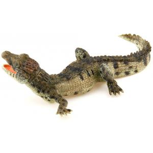 Papo - 50137 - Bébé crocodile - Dim. 11,5 cm x 7 cm x 2,5 cm (160401)