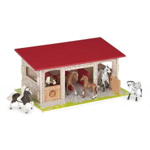 Papo - 60104 - Box à chevaux (160451)