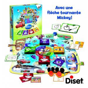 Diset - 46199 - PARTY & CO DISNEY FRANÇAIS (160641)