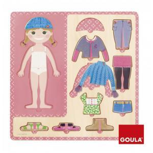 Goula - 53108 - Habille une petite fille (160733)