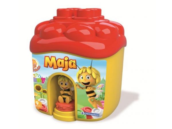 clementoni clemmy maya l 39 abeille cube g ant. Black Bedroom Furniture Sets. Home Design Ideas