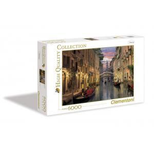 Clementoni - 36517 - Puzzles 6000 Pièces - Venice (162065)
