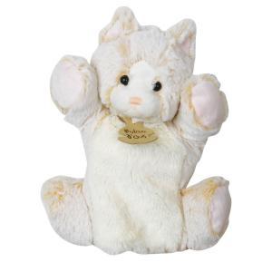 Histoire d'ours - HO2135 - Marionnette Z'animoos chat 25 cm (162151)