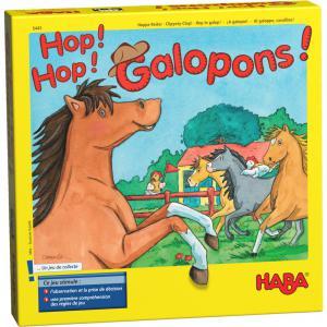 Haba - 5445 - Hop ! Hop ! Galopons ! (165811)