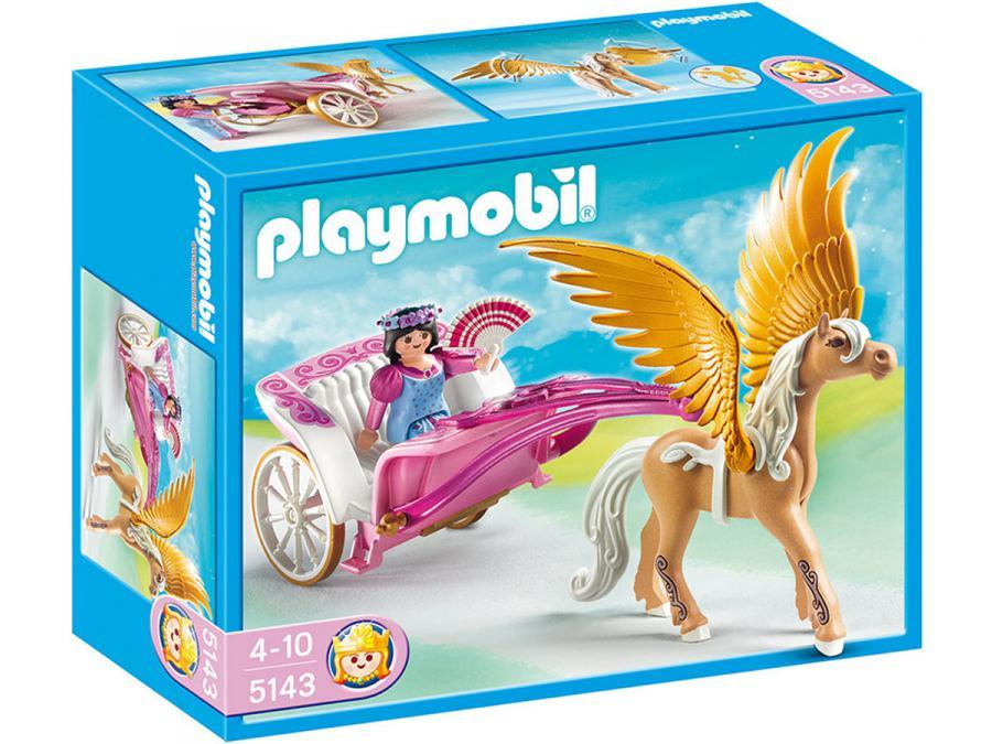 Playmobil palais de princesse trendy playmobil salle de for Carrosse princesse playmobil