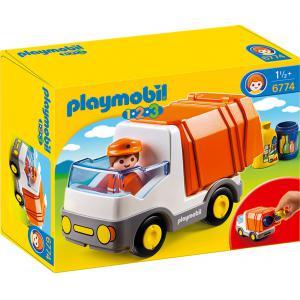 Playmobil - 6774 - Camion poubelle (166465)