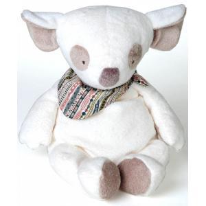 Dimpel - 882024 - Peluche koala Balun 23 cm blanc (172583)