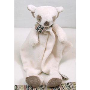 Dimpel - 882050 - Balun doudou koala - blanc (172587)