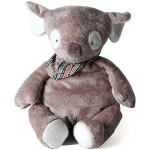 Dimpel - 882180 - Balun doudou koala 23 cm - grisbeige (172591)