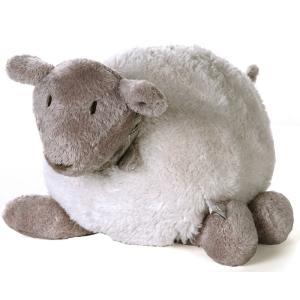 Dimpel - 880360 - Doudou mouton musical Fidelie  - blanc (172685)