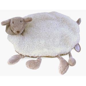 Dimpel - 880373 - Doudou mouton Fidelie blanc (172687)