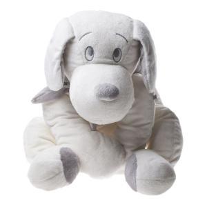 Dimpel - 811174 - Peluche chien Fifi 75 cm blanc (172699)