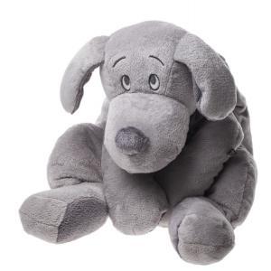 Dimpel - 811148 - Doudou chien Fifi 50 cm - gris-clair (172717)