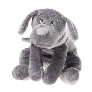Dimpel - 811083 - Peluche chien Fifi 30 cm gris foncé (172733)