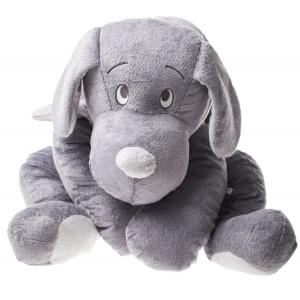 Dimpel - 811200 - Peluche chien Fifi 75 cm gris foncé (172739)