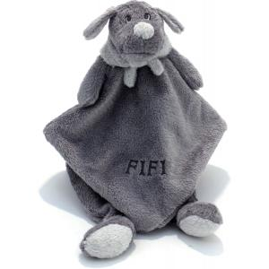 Dimpel - 811317 - Doudou chien Fifi gris foncé (172745)