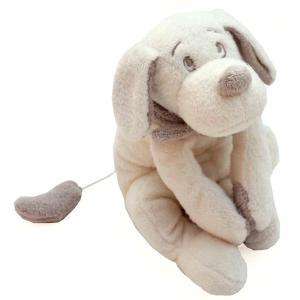 Dimpel - 810251 - Peluche chien musical Fificrème (172761)