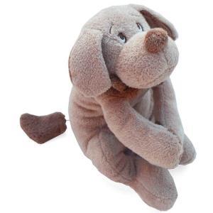 Dimpel - 810264 - Peluche chien musical Fifi beige gris (172781)