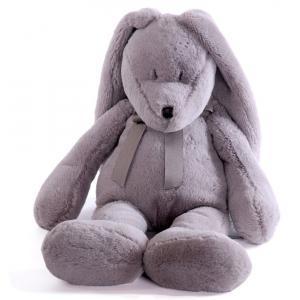 Dimpel - 890669 - Neela doudou lapin 12 cm - grisbeige (173051)