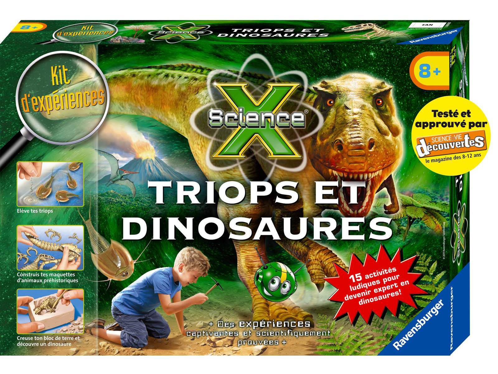 Jouets et jeux scientifiques