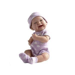 Berenguer / JC Toys - 18513 - Poupon Newborn nouveau né sourieur sexué fille 38 cm (175475)
