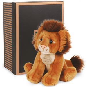 Histoire d'ours - HO2210 - Peluche Les authentiques - lion 20 cm (176371)