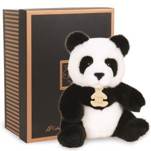Histoire d'ours - HO2212 - Peluche Les authentiques - panda 20 cm (176375)