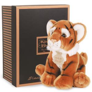 Histoire d'ours - HO2213 - Peluche Les authentiques - tigre 20 cm (176377)