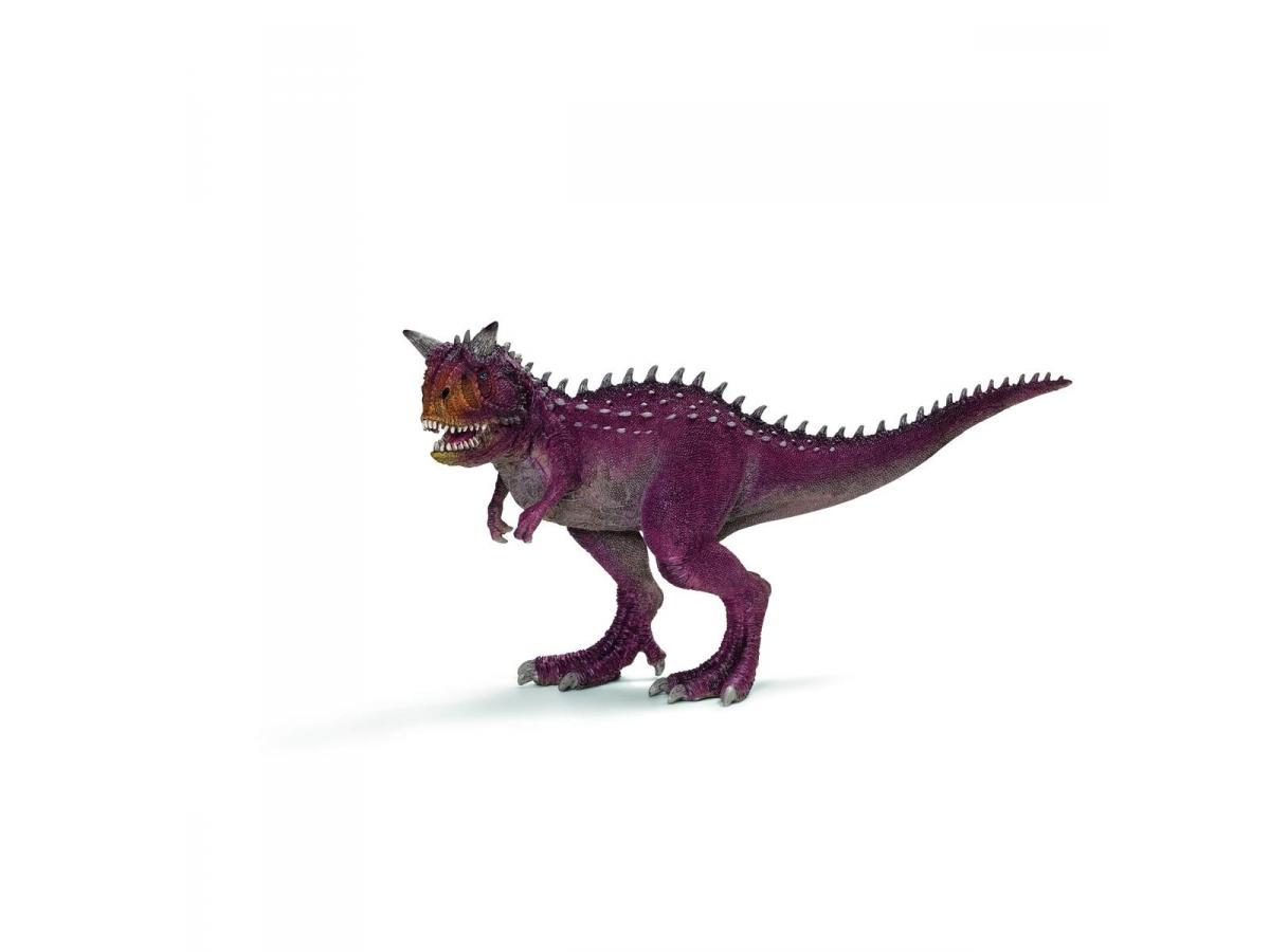 Schleich figurine carnotaure - Liste des dinosaures carnivores ...