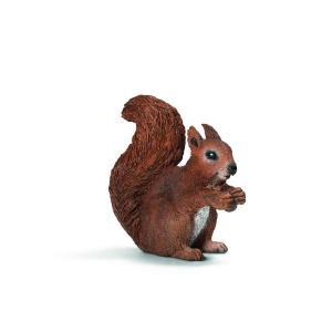 Schleich - 14684 - Figurine Ecureuil mangeant (177005)