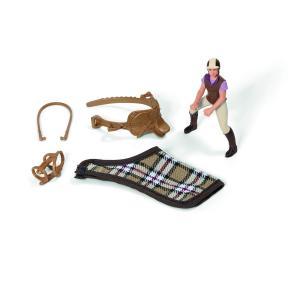Schleich - 42057 - Set équitation pour figurines (177097)