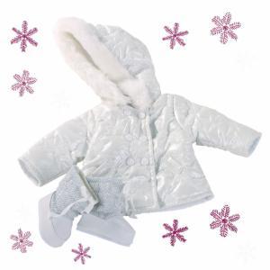 Gotz - 3402186 - Manteau avec bottes pour poupées de 45-50cm (179963)