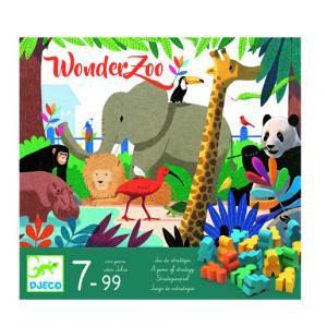 Djeco - DJ08402 - Jeu - Wonderzoo (1840)