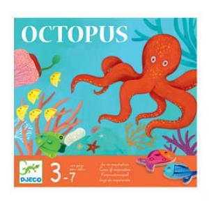 Djeco - DJ08405 - Jeux -  Octopus * (1841)