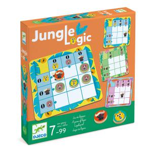 Djeco - DJ08450 - Jeux jungle logic (1844)