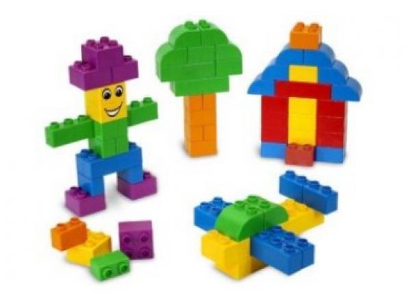 Lego Quatro Grand Mod Le