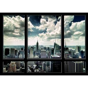 Nathan puzzles - 87461 - Puzzle 1000 pièces - Vue sur New-York (180154)