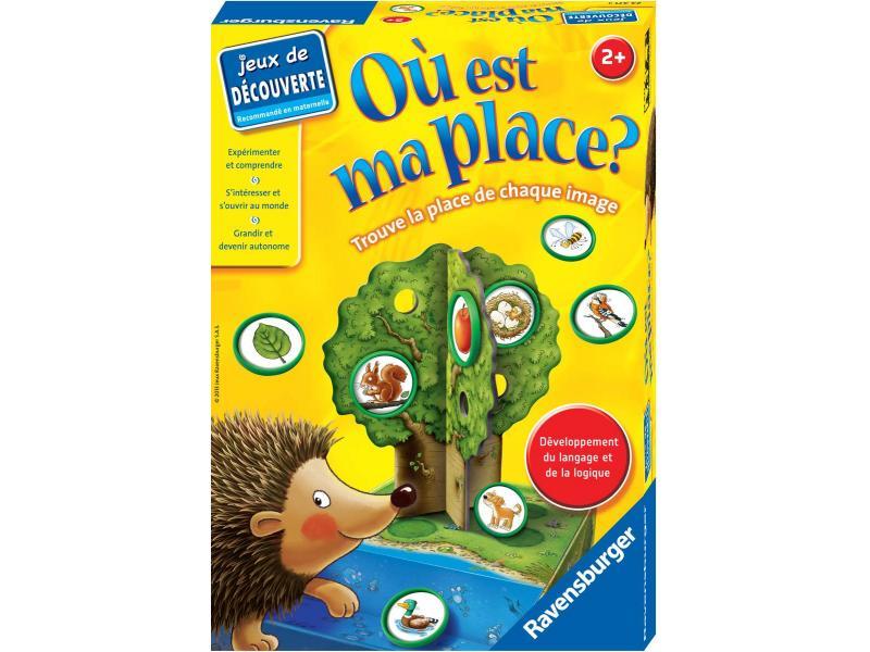 Ravensburger jeux de d couverte petits coffrets o est - Nature et decouverte jouets ...