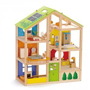 Hape - E3401 - Maison toute saison (meublée) (181279)