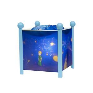 Trousselier - 4330C 12V - Veilleuse - Lanterne Magique Le Petit Prince© - Bleu 12V (182921)