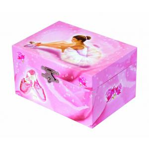 Trousselier - S50974 - Coffret Musical Phosphorescent Ballerine - Rose (183359)