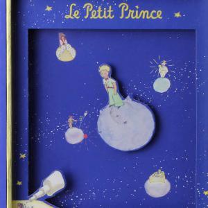 Le Petit Prince - S94230 - Dancing Musical avec Aimant Le Petit Prince© (183537)