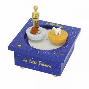 Le Petit Prince - S95230 - Boite à Musique Dancing Le Petit Prince© (183581)